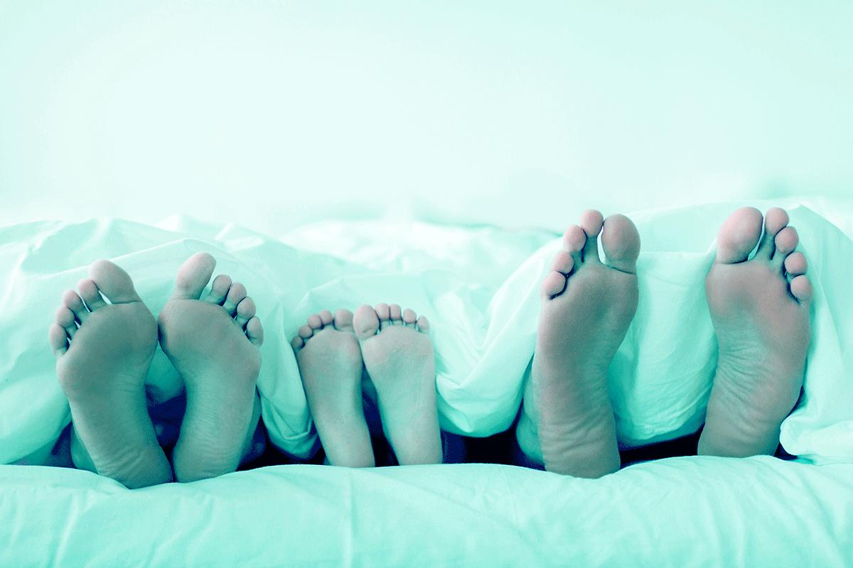¿Ha perdido su rutina de sueño? Ayúdale a tomar el hábito de nuevo